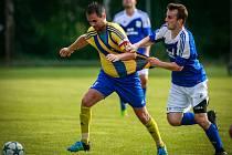 Bohumínští fotbalisté se rozstříleli.