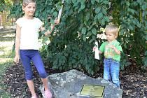 Pohádkovník Andersenův si děti oblíbily.