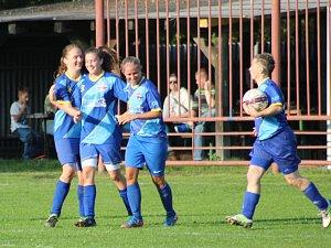 Fotbal ženy: Havířov - Olomouc