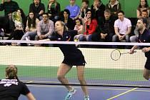 Badmintonový šampionát v Karviné se blíží.