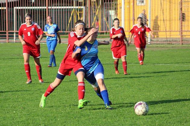 Havířovské fotbalistky vpoháru nezklamaly ani přes porážku od Olomouce.