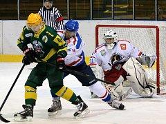 Orlovské hokejisty čekají rozhodující zápasy sezony.