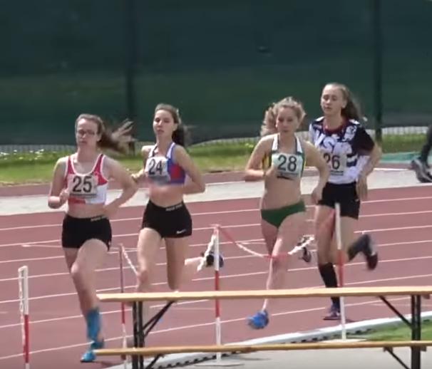 Atleti bojovali také na dospělém mistrovství Moravy a Slezska ve Vyškově.