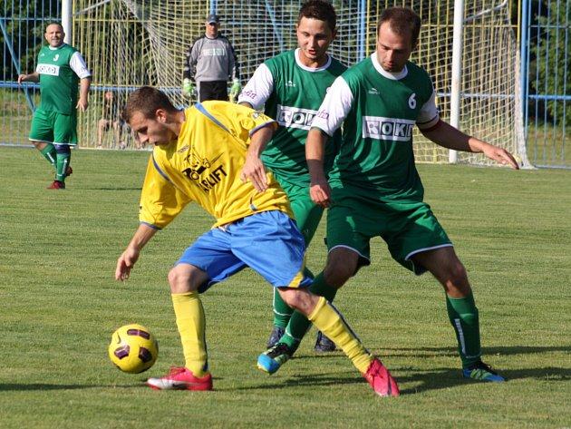 Fotbalisté Dolní Lutyně zaslouženě vyhráli I.B třídu, skupinu C.
