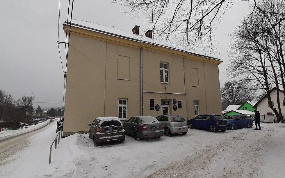 Polská škola v Albrechticích.