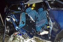 Jedna zraněná žena a vážně zraněná dívka. Takový je výsledek dopravní nehody, která se stala v neděli vpodvečer kolem 17. hodiny na okraji Českého Těšína - v Mistřovicích v Ostravské ulici.
