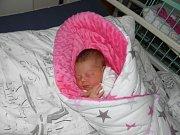 Anna Belai se narodila 5. ledna paní Markétě Gilové z Karviné. Po porodu holčička vážila 3540 g a měřila 49 cm.