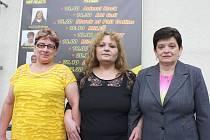 Rocktherapy letos podpoří Dagmar Molnárovou, Elen Klieštikovou a Annu Kožinovou, které se potýkají se slabozrakostí.
