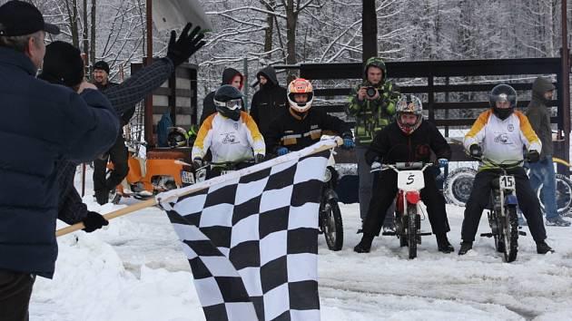 Zimní Fichtl cup 2015 v Těrlicku.