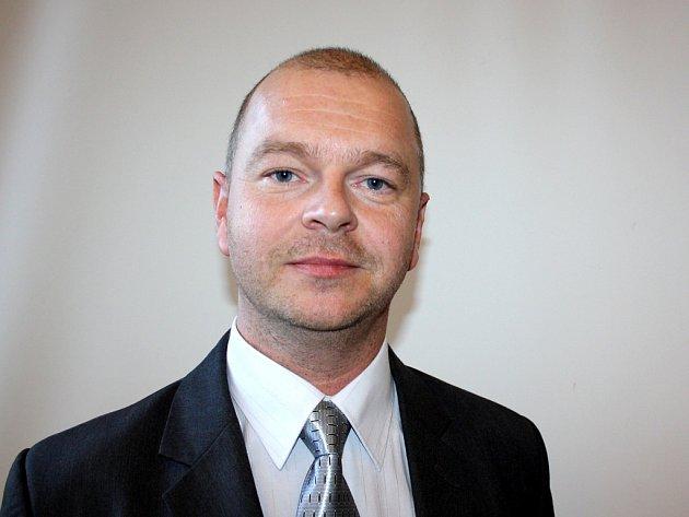 Starosta Orlové Tomáš Kuča.