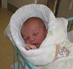 Vojtíšek se narodil 17. června mamince Martině Bílé z Karviné. Porodní váha Vojtíška byla 4000 g a míra 51 cm.