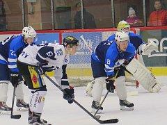 Hokejisté Havířova mají další tři body.