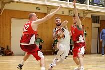 basketbalisté Karviné na turnaji v Olomouci nezklamali.