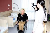 Pacienti rehabilitačního sanatoria mají větší pohodlí.