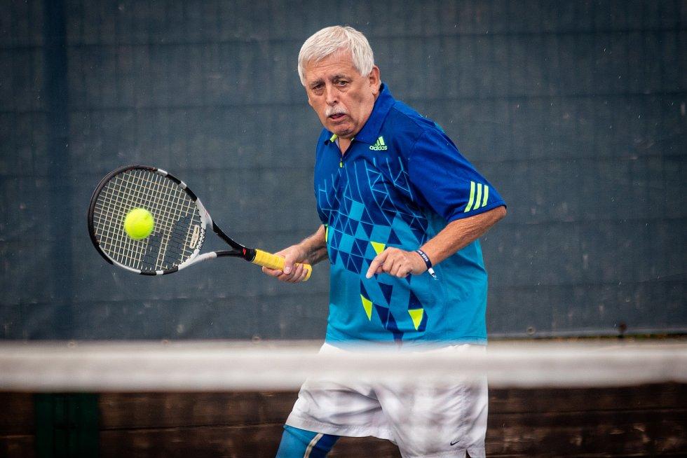Tenisový turnaj čtyřher Residomo AZ Open 2019 v Havířově .