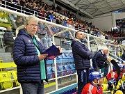 Havířov (v tmavém) slaví zaslouženou výhru nad Českými Budějovicemi.