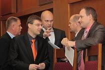 Debata havířovských zastupitelů.