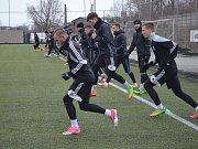 Karvinští fotbalisté začali s přípravou.
