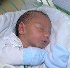 Dominik Hahn se narodil 19. srpna paní Marcele Hahnové z Karviné. Po porodu chlapeček vážil 2990 g a měřil 48 cm.