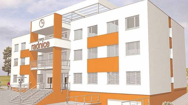 Už příští rok by v Petřvaldě mělo vedení města úřadovat v nové a moderní budově radnice.