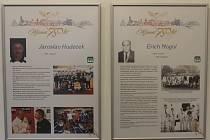 V zámecké galerii je až do konce roku k vidění panelová výstava krátkých medailonků 50 významných osobností města Karviné. Výstava se koná při příležitosti výročí 750 let města.