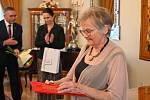 Renata Filipová obdržela medaili MUDr. Wacława Olszaka.