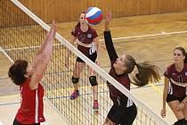 Karvinské volejbalistky odstartovaly sezonu domácím dvojzápasem proti Štítině.