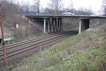 V těchto místech bude nová železniční zastávka Havířov-střed.