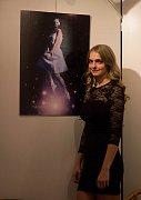 Nikola Liberdová vystavuje v Salonu Maryška.