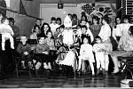Velké oblibě se těšily mezi dětmi mikulášské oslavy.