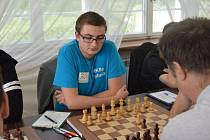 Polský šachista ve službách Orlové Kacper Tomaszewski přispěl k výhře Slavie.