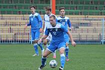 Petr Cigánek se stal nečekaným střelcem Havířova v posledním kole proti Jeseníku.
