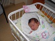 Sharon se narodila 14. října mamince Petře Szabadosové z Karviné. Po narození miminko vážilo 3000 g a měřilo 47 cm.