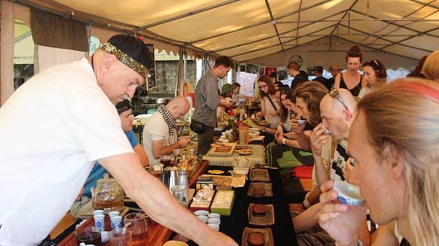 Na polské straně Těšína proběhl o víkendu již 11. ročník akce Svátek čaje.