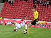 """Jan Laštůvka si už proti jednomu """"svému"""" klubu zahrál. Začátkem srpna vychytal nulu v Ostravě."""