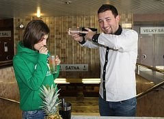 Týden podnikavosti na karvinské OPF Slezské univerzity ukazoval návštěvníkům, jak pestré můžou být možnosti v podnikání a nabídl i mnoho dalších informací na daná témata.