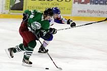 Hokejisté Bohumína hrají v aktuálním ročníku krajské ligy lépe než loni.