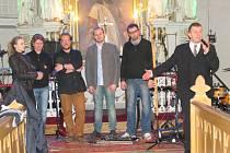 Tříkrálový koncert na záchranu varhan evangelickém kostele v Havířově-Bludovicích.