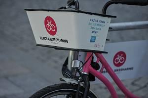 Bikesharing - Ilustrační foto.