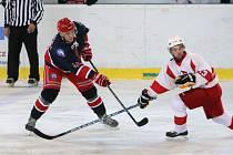 Poslednímu týdnu ve starém roce a zároveň prvnímu v roce novém dominuje lední hokej.