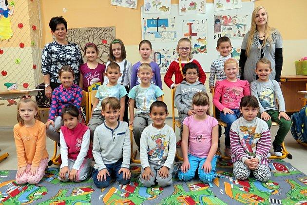 Základní škola Marie Pujmanové Havířov-Šumbark, třída 1.C.