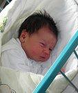 Kryštofek Caletka se narodil 28. března paní Tereze Bijokové z Orlové. Po porodu miminko vážilo 3450 g a měřilo 49 cm.