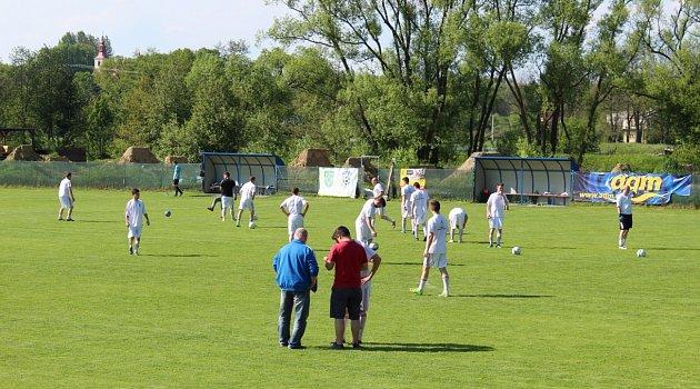 Petrovický Inter se těší zútulného zrenovovaného areálu.