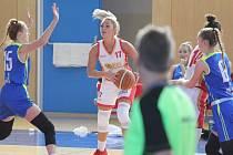 Basketbalistky Havířova zaznamenaly cenné vítězství.