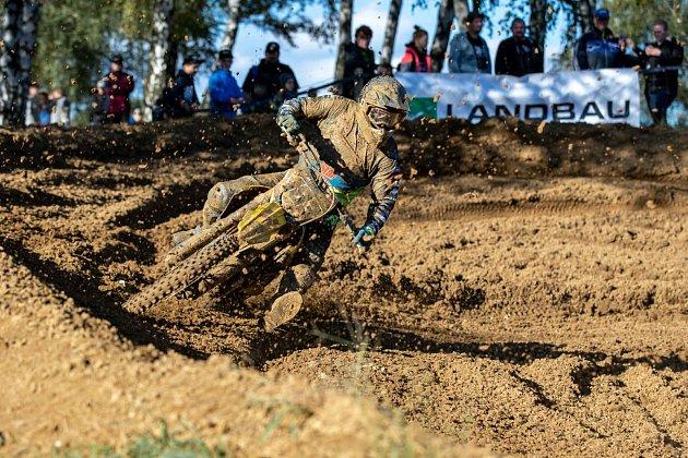 Poslední díl českého motokrosového šampionátu se jel vPetrovicích uKarviné.
