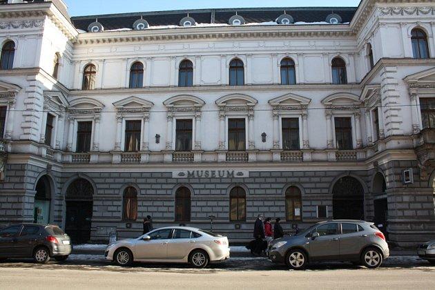 Muzeum Těšínska v Českém Těšíně.