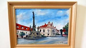 Jubilejní výstava Františka Procházky
