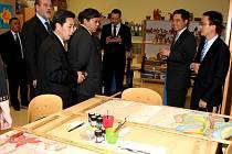 Zástupci čínského města Nanjing se zajímali o sociální služby v Havířově.
