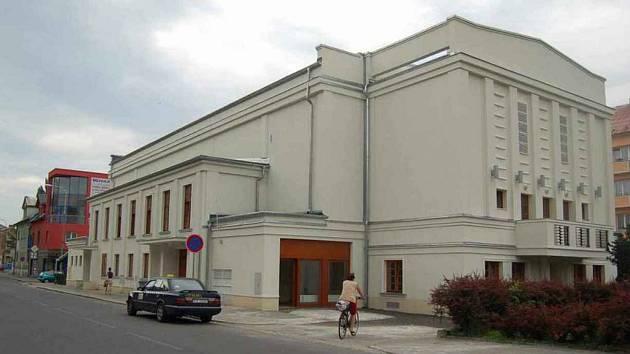 Budova kina v Bohumíně je stará 90 let.