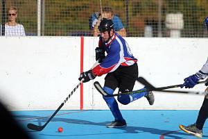 Startuje nejvyšší hokejbalová soutěž, opět s karvinskou účastí.